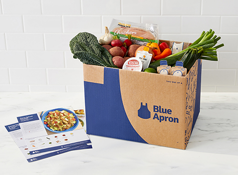 Low Calorie Meal Delivery Kit
