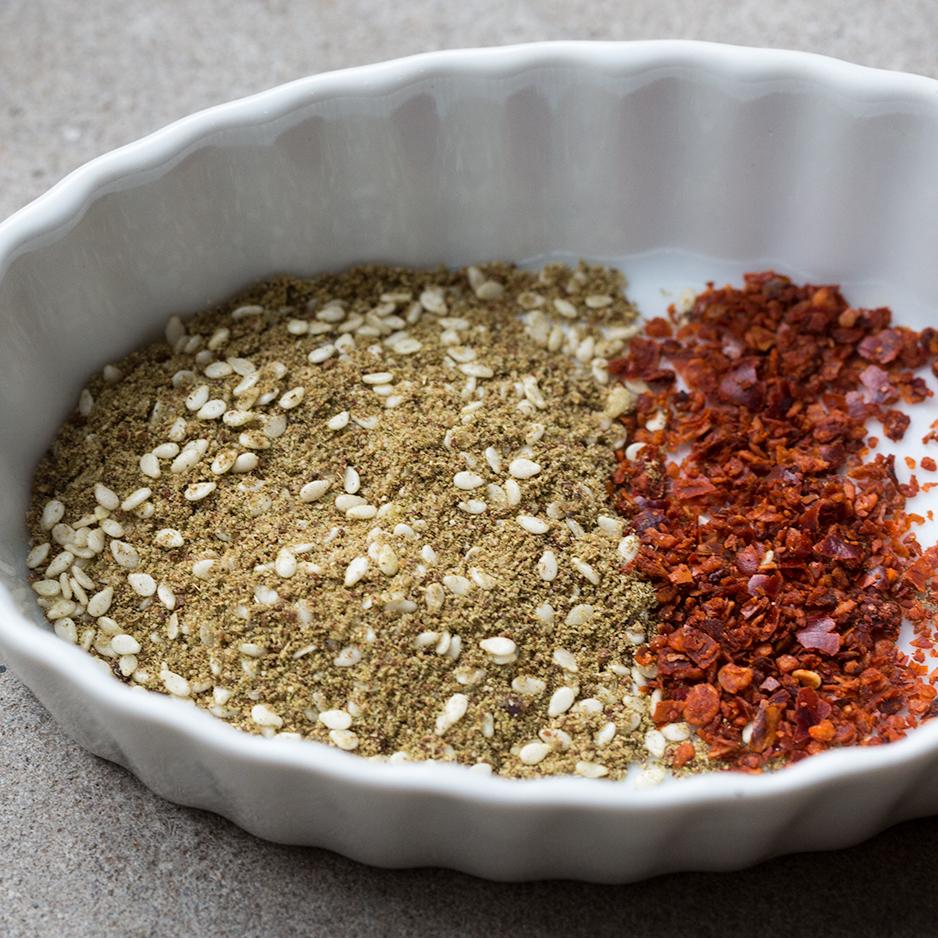 za'atar middle eastern spice blend
