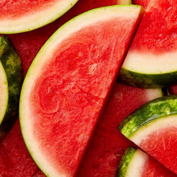 watermelon is a good beach food