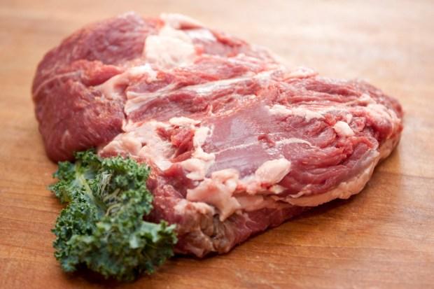sirloin cut of lamb