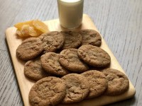 ginger spice cookie recipe