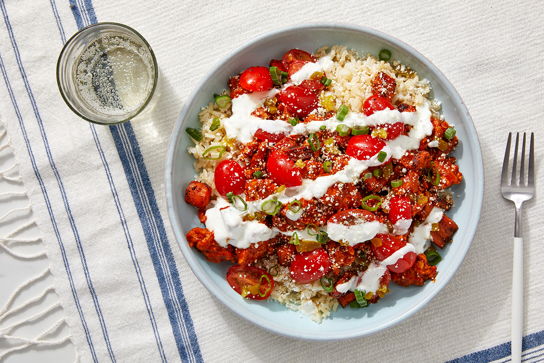 Family Meal Kit with Tomato & Quinoa
