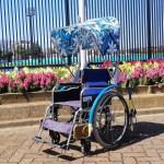 車椅子用日傘