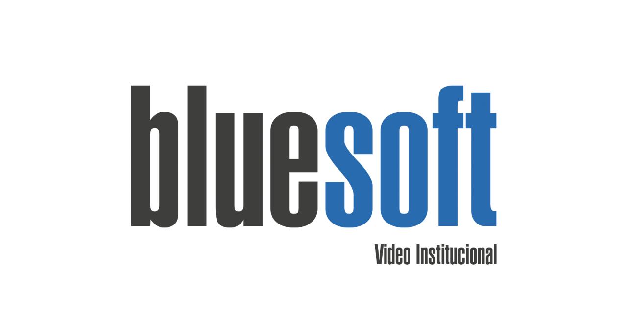 Vídeo Institucional Bluesoft