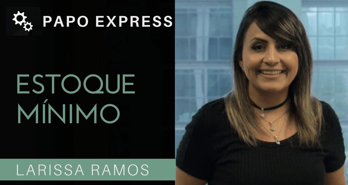 [Papo Express] Estoque Mínimo