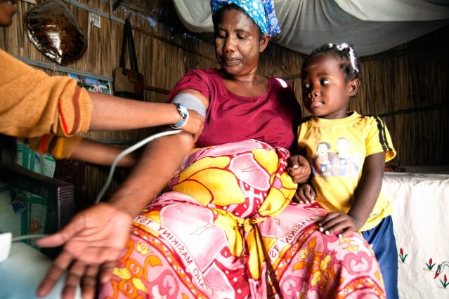 The Safidy programme trains and supports local women to offer health services | Photo: Garth Cripps