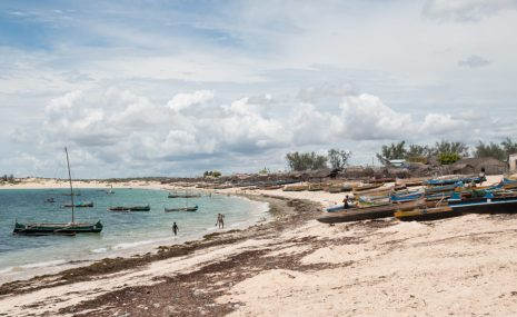 The coastal village of Andavadoaka   Photo: Ben Honey