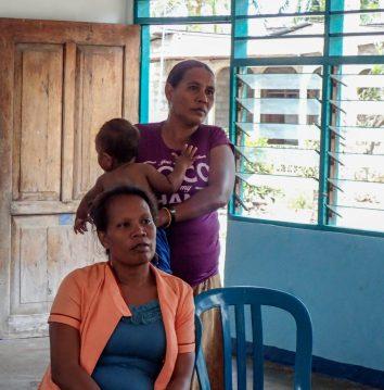 The women of Ilik-namu want a new Tara Bandu | Photo: Nick Piludu