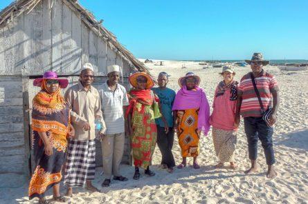 A learning exchange in Madagascar   Photo: Mwambao