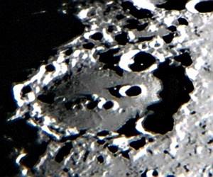 Moon - Clavius 6-26-04
