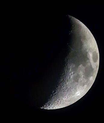1st Quarter Moon Dwight Dulsky 11 17 2015