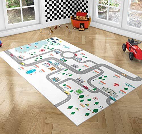 30 meilleur test tapis chambre enfant