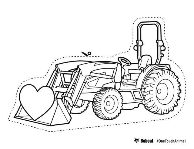 Download the Bobcat Coloring Pages!Bobcat Blog