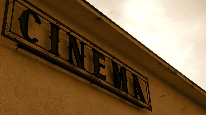 Cinema // Pinterest