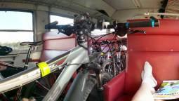 Ograniczony przewóz rowerow należy rozumieć w taki sposób