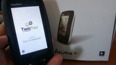 Unboxing Twonav Anima+