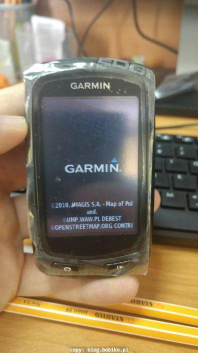Garmin Edge 810
