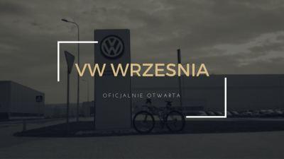 Fabryka VW Września – juz oficjalnie