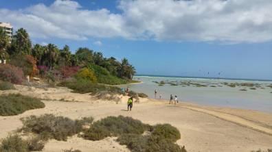 Fuertaventura - Laguna Sotavento
