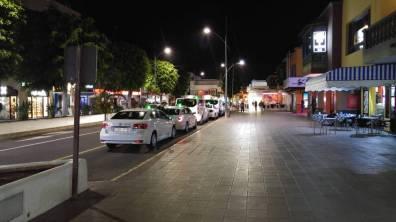 Fuertaventura - nocne zycie w corralejo 2