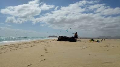 Fuertaventura - plaze poza corralejo 2