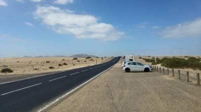Fuertaventura - rowerowy dzien 17