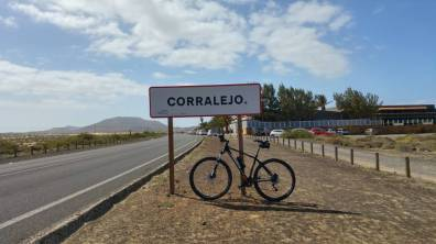 Fuertaventura - rowerowy dzien 18