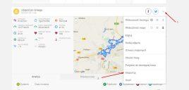 Osadzanie map z GPSies