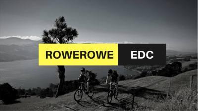 Rowerowe EDC wwykonaniu Emila zEl Kapitano