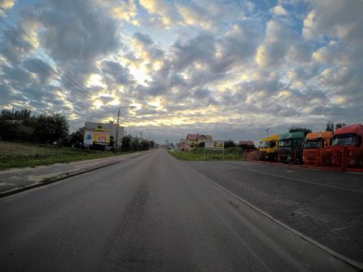 Wroclaw 2017 - Wschod slonca