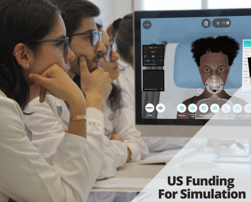 Healthcare Simulation Funding Available in U.S. Through HEERF II Grants