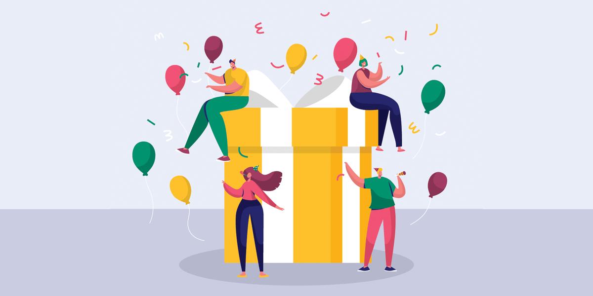 how to celebrate employee birthdays in
