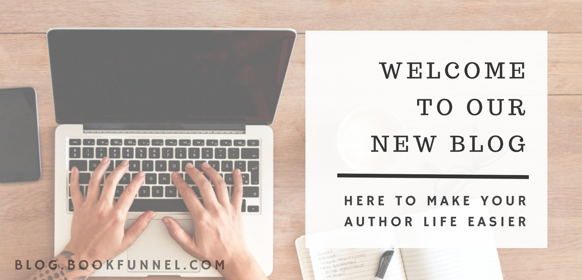 Welcome to BookFunnel: the blog