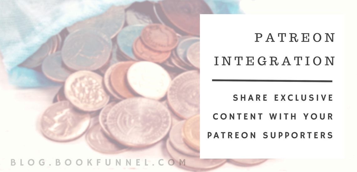 Announcing Patreon Integration