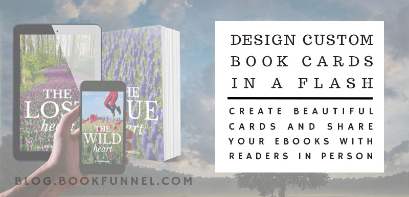 Beautiful Book Cards