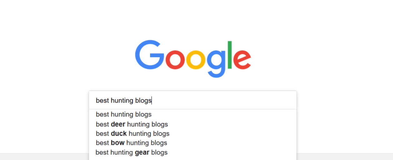 best hunting blogs