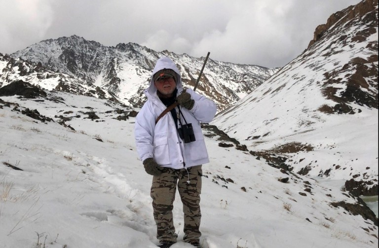 Hunting guides all over the world admire the toughness of American hunters who brave mountains and cold in their 60s, 70s and 80s