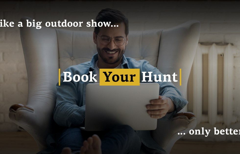 bookyourhunt.com is like a hunting show