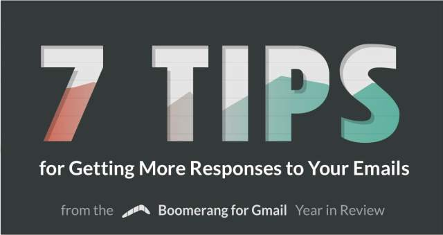 7 Tips for Getting More Responses to Your Email