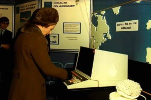 Email turns 50 - Queen Elizabeth sends her first email | Boomerang