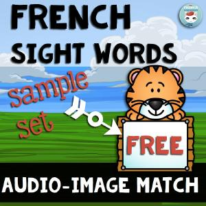 sight words for french immerssion