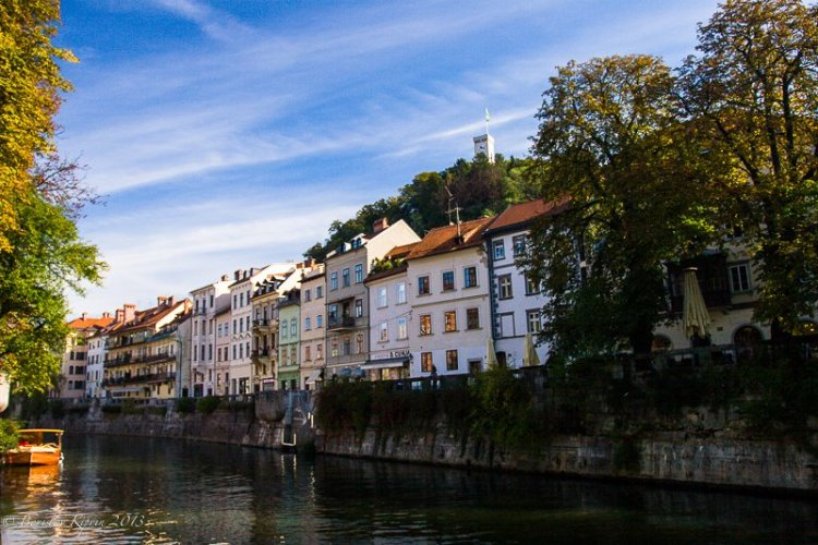 Ljubljanica Riviera