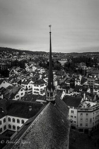 Le coq suisse