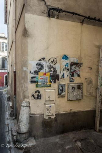 Streetart in Arles