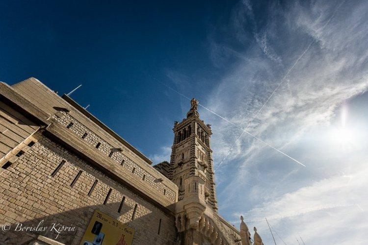 Religion meets sky