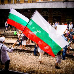 Патриотично - Български флаг @ #ДАНСwithme Plovdiv