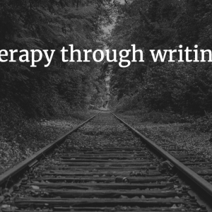 Therapy Through Writing
