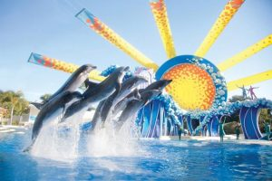 SeaWorld Orlando 4 Passes Giveaway
