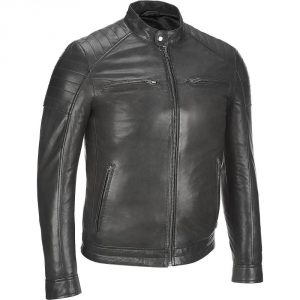 #Leather Jacket