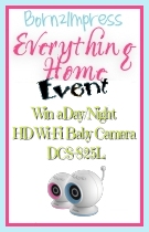 Win a Day/Night HD Wi-Fi Baby Camera DCS-825L